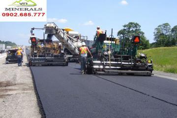 Bột khoáng CaCo3 làm bê tông asphalt