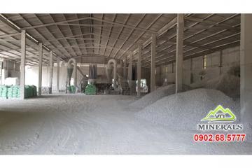 Xưởng sản xuất bột đá, đá hạt