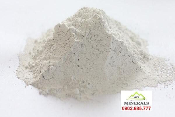 Bột đá dùng sản xuất gạch men